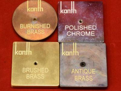 Various Metal Samples