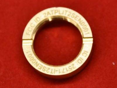 Brass Ring Insert